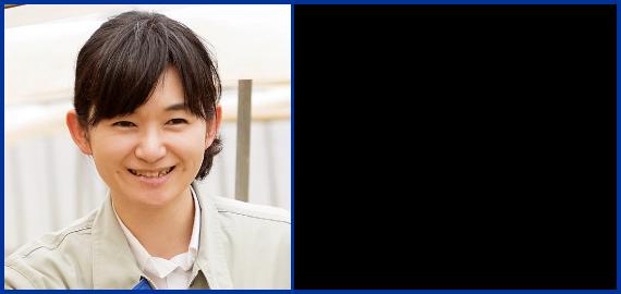 宮下 奈緒さん(自然人間共生科学専攻修了)